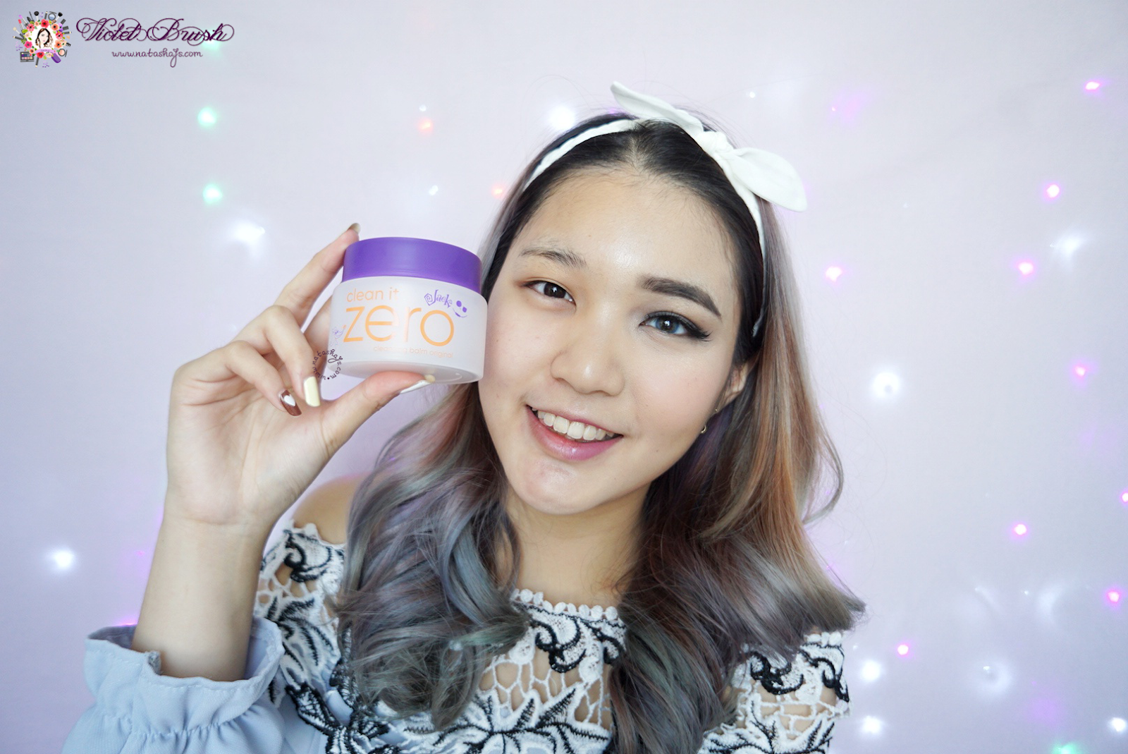 banila-co-disney-clean-it-zero-cleansing-balm-original-halloween-special-review-by-indonesian-beauty-blogger