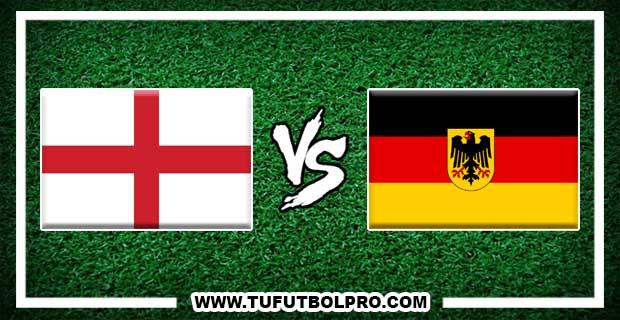 Ver Inglaterra vs Alemania EN VIVO Por Internet Hoy 10 de Noviembre 2017
