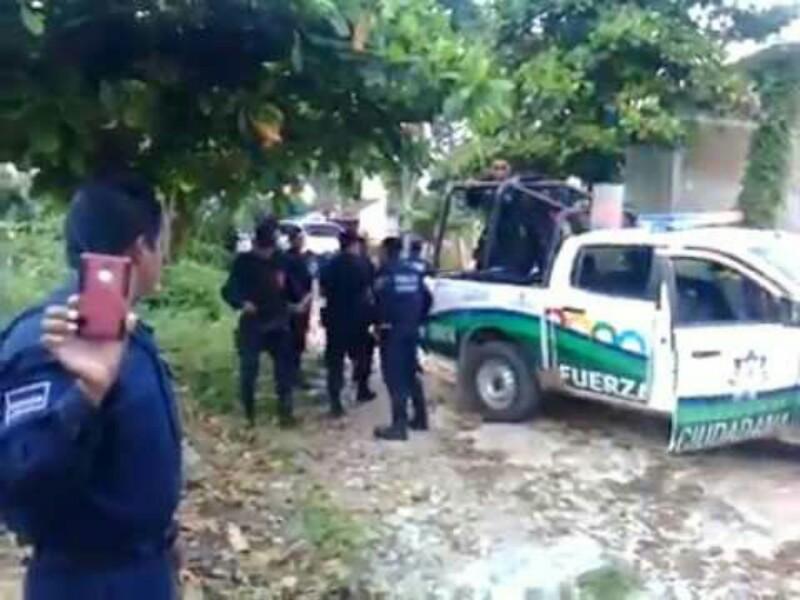 Comando ejecuta a tres ingenieros agrónomos en Chiapas