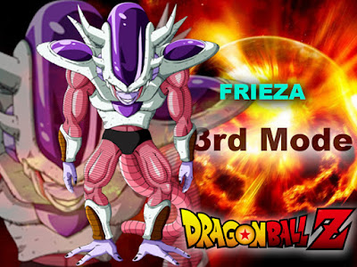 Frieza Mode ke-3