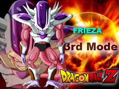 Frieza Mode ke-3