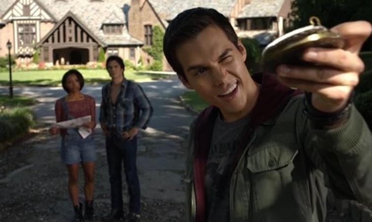 The Vampire Diaries Prison World Kai