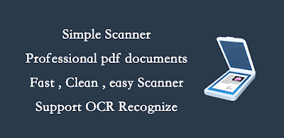 Simple Scan Pro (Full/Paid) APK For Android