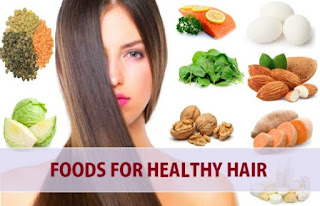 nutritional ingredients for strong healthy hair