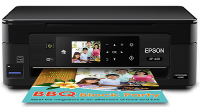 Epson XP-440 driver Software official Link download free