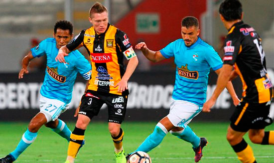 Video The Strongest 5 - Sporting Cristal 1