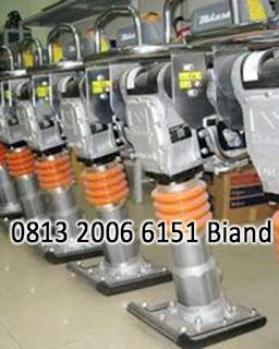 distributor Tamping Rammer Stamper Kuda MIKASA MT 76 D