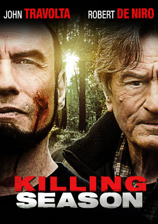 Killing Season 2013 BluRay Hindi Dubbed 280MB Dual Audio 480p Watch Online Full Movie Download bolly4u