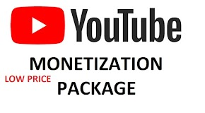 Youtube Monetization Package | Low Price | Instant