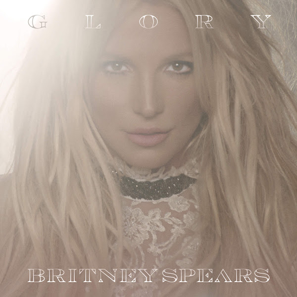 Britney Spears - Clumsy - Single Cover