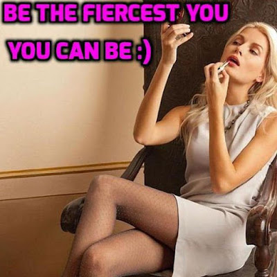 The Fiercest you ca be Sissy TG Caption - Hard TG Captions - Crossdressing and Sissy Tales and Captioned images