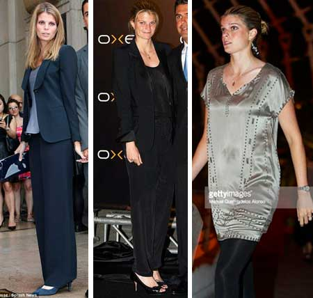 Athina Onassis Looks