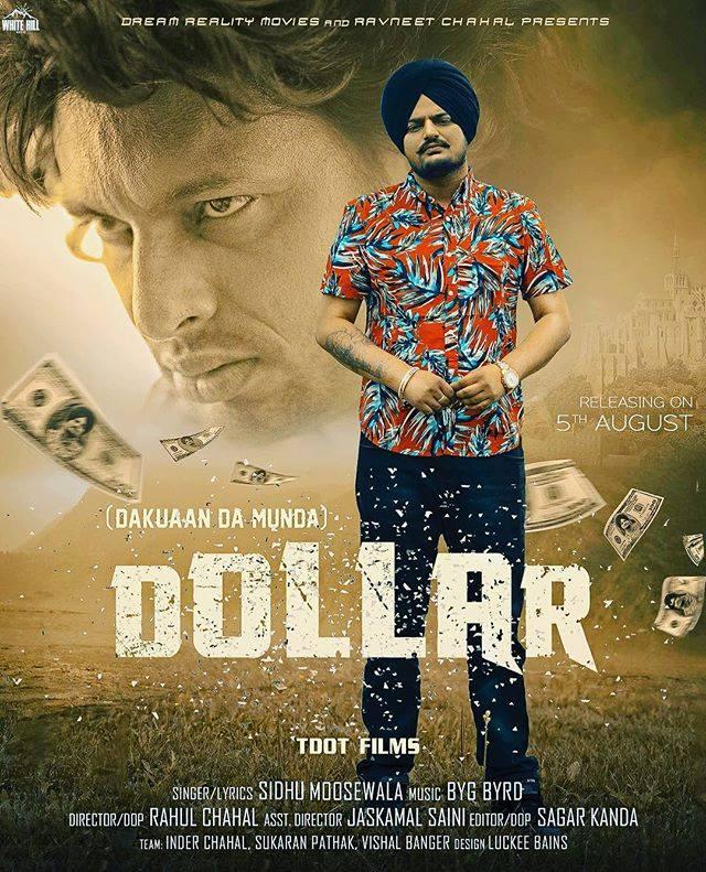 Dollar - Sidhu Moosewala - Big Byrd - Dakuaan Da Munda