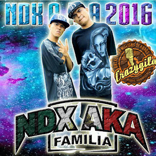Lirik : NDX A.K.A Familia - Move On