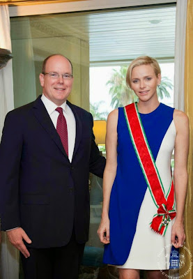 Princess Charlene's Dior Dress on Sale