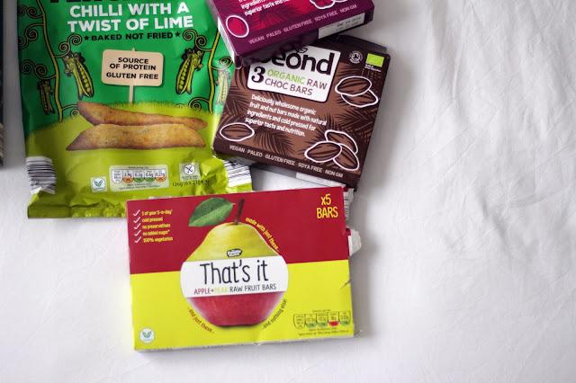 vegan snack bars aldi supermarket