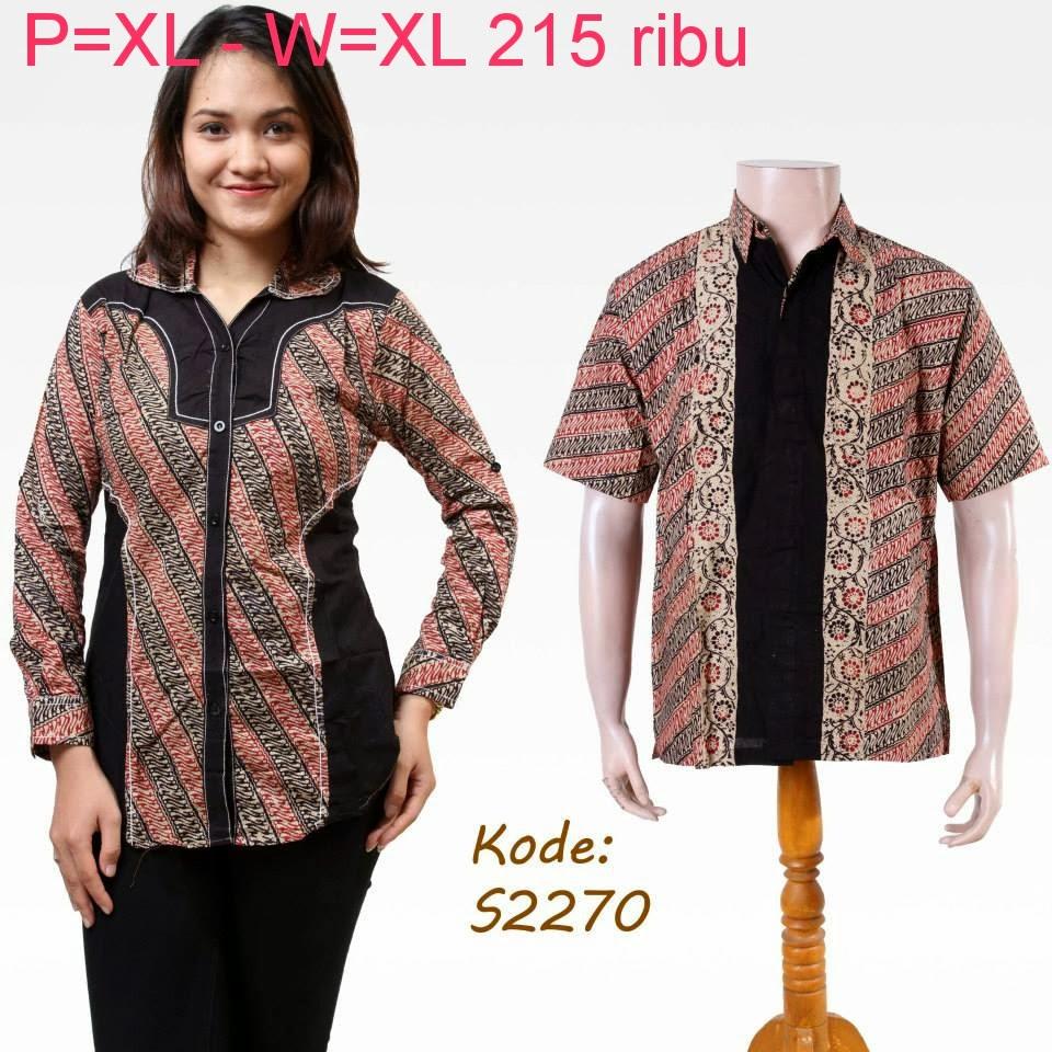 Model Baju Batik Zaskia Mecca: Baju Batik Pasangan Untuk Pesta