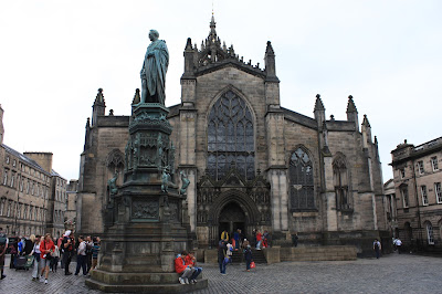 edimburgo catedral