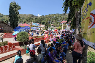 Bontoc Plaza 13th Lang-Ay Festival Bontoc Mountain Province Cordillera Administrative Region Philippines