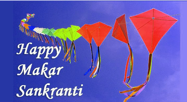 Happy Makar Sankranti HD Images