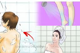¡Debe dejar de hacer estos malos hábitos de baño antes de que algo le suceda a su cuerpo!