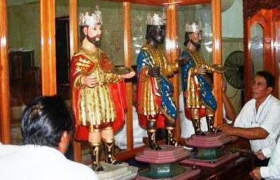 Los Tres Reyes Magos de Tizimín