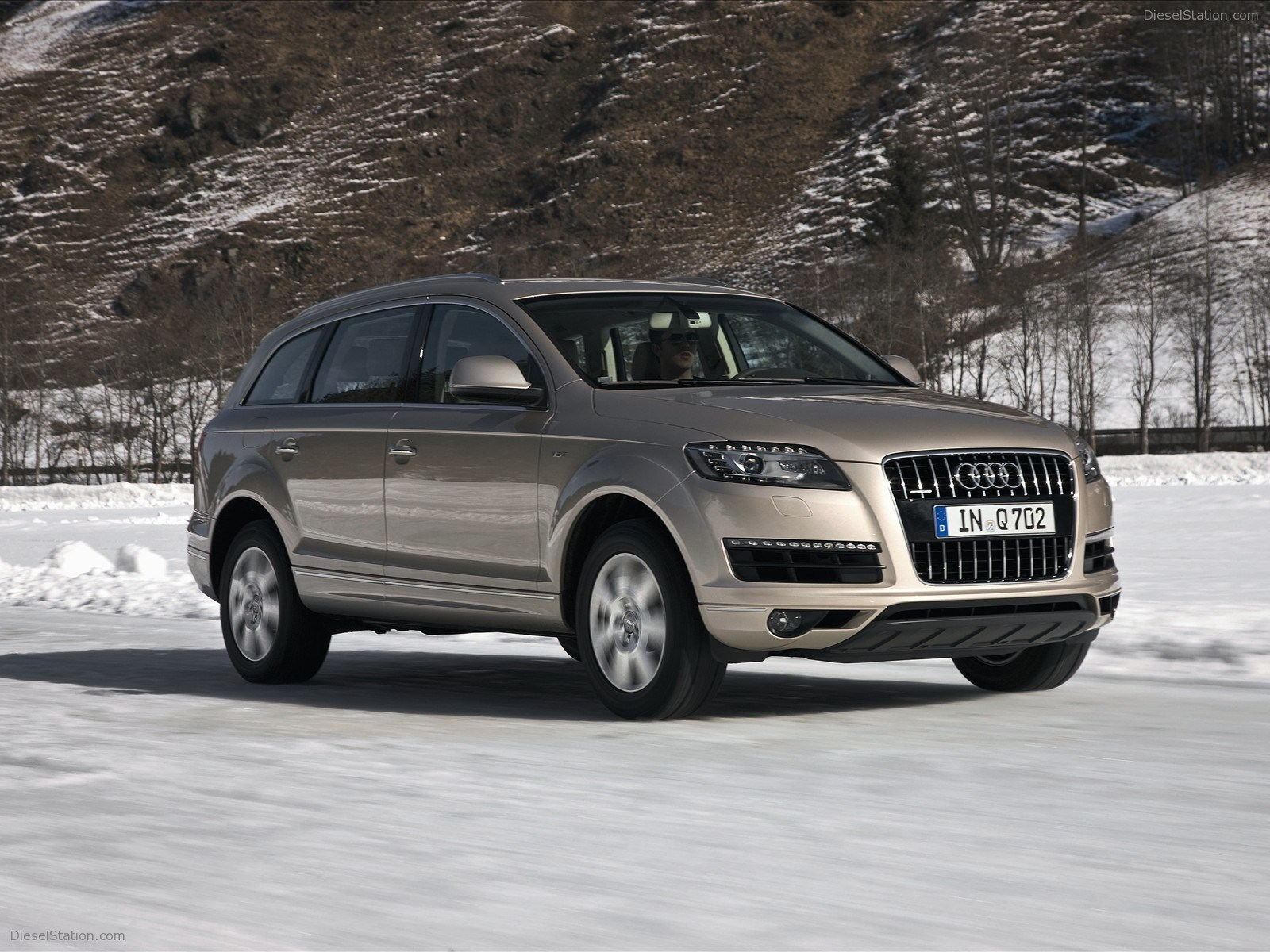 Audi Q7 TDI Car Prices Specification