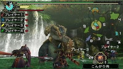 monster hunter portable 3rd english psp cso