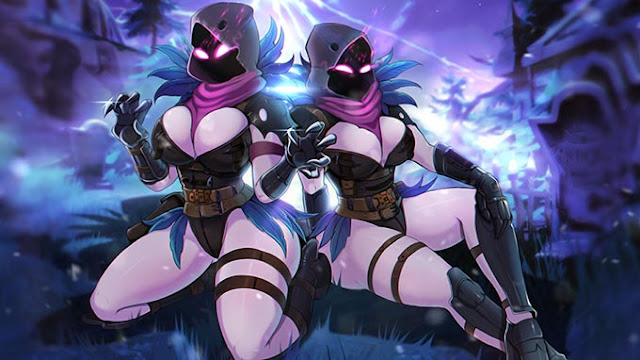 ⚡RAVEN⚡ Wallpaper Engine