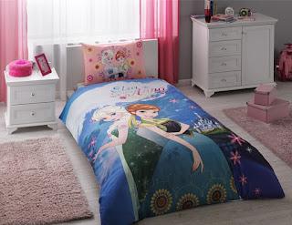 TAÇ Disney Frozen Elsa & Anna Nevresim Takımı