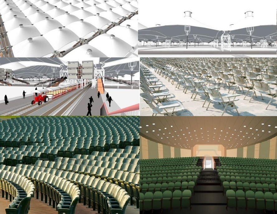 rccg 12 million seater auditorium