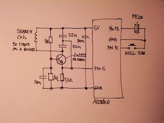 Πως να φτιάξετε έναν φτηνό ανιχνευτή μετάλλων με Arduino 1