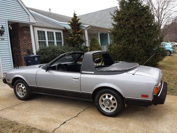 Daily Turismo: 5k: Rising Sun Chaser: 1980 Toyota Celica