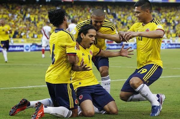 Colombia es cabeza de serie del Mundial 2014