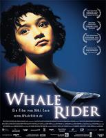 pelicula Jinete de ballenas (2002)