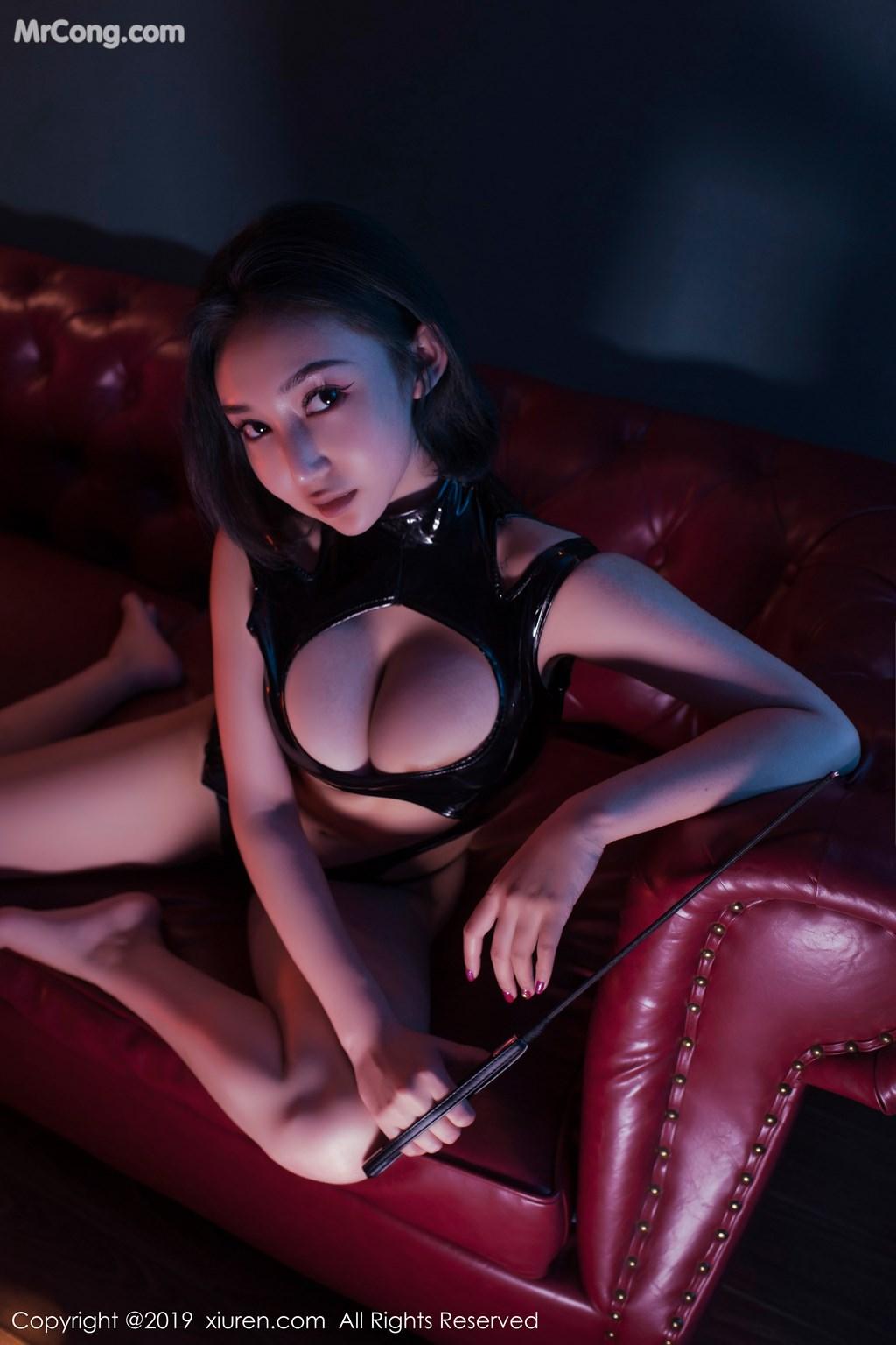 Image XIUREN-No.1374-Ju-Yin-MrCong.com-002 in post XIUREN No.1374: Ju Yin (姖尹) (46 ảnh)