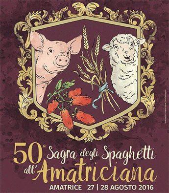 Sagra degli spaghetti all'amatriciana