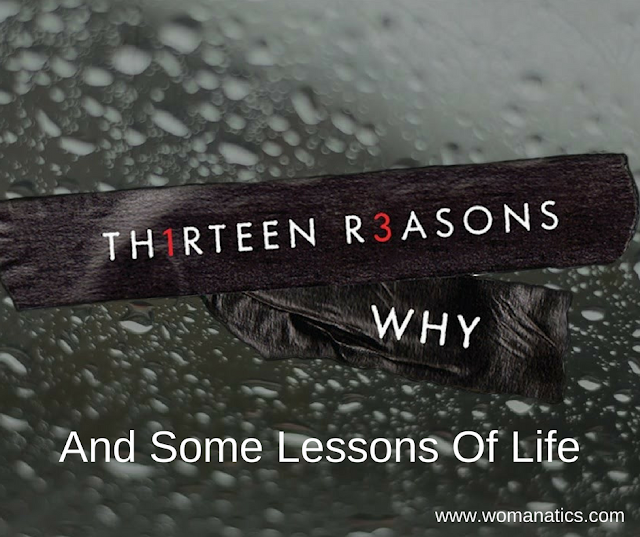 thirteen reasons why book review