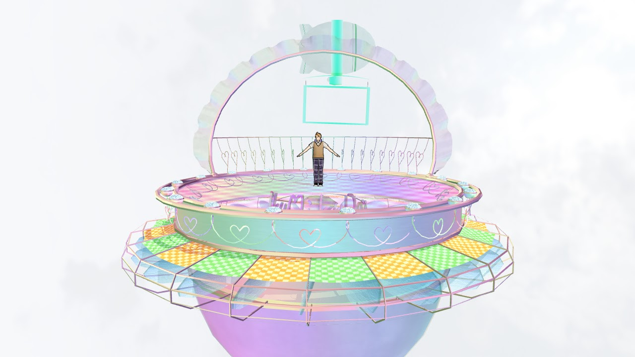 stage flood mmd cute - photo #7