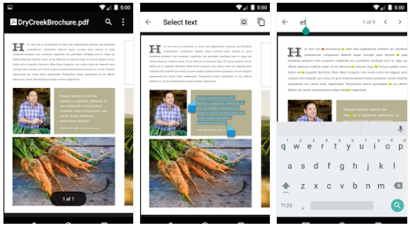 download android pdf reader free
