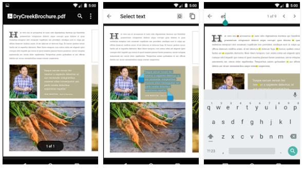 google pdf viewer app download