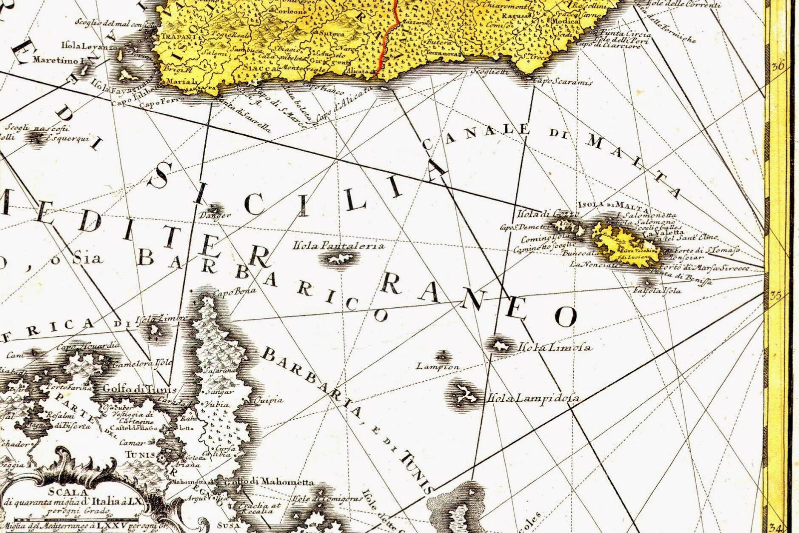 Malta, un tuffo nel Mediterraneo