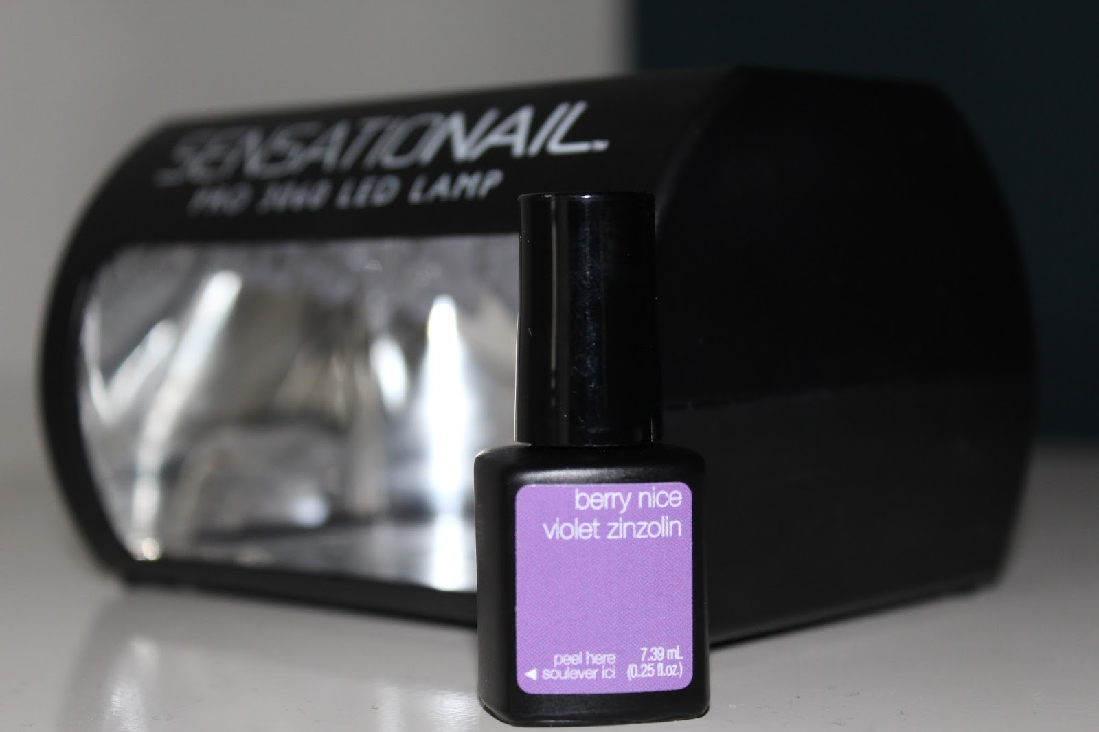 SensatioNail LED Gel Primer Kit