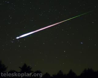 Göktaşı Meteor nedir