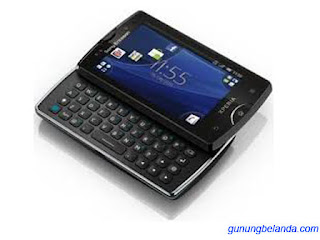 Cara Flash Sony Xperia Mini Pro Sk17a