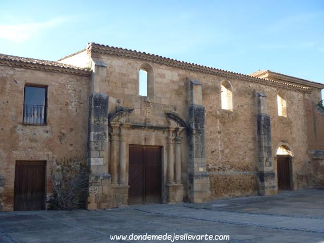 Convento de la Merced, Almazán