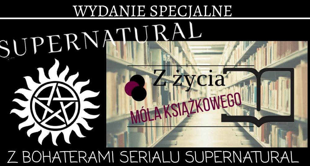 Z życia móla książkowego (WYDANIE SPECJALNE z bohaterami serialu 'Supernatural') - 15 gifów pokazujących prawdę o książkoholikach cz.I