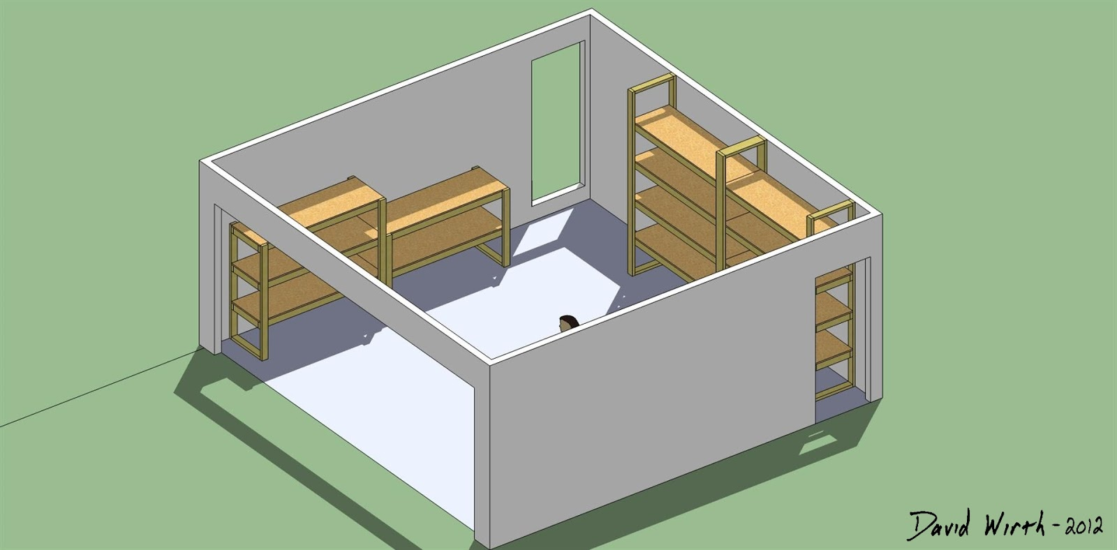 How to Build a Shelf for the Garage – Plans To Build A Garage