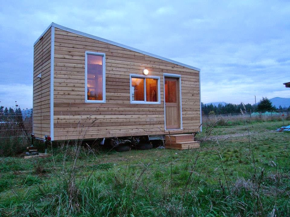 My Chemical Free House Building A Non Toxic Tiny House