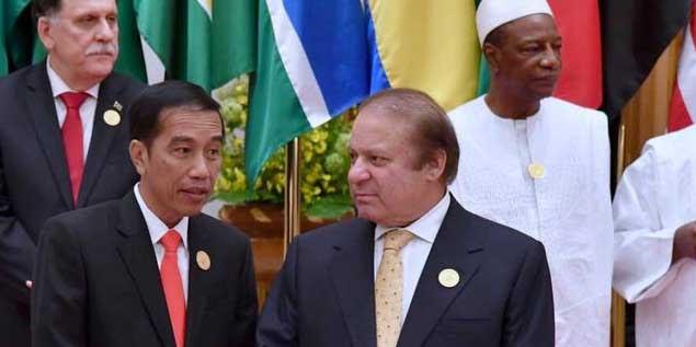 Di Arab Saudi Jokowi Sebut Umat Islam Bukan Pelaku Tapi Korban Radikalisme dan Terorisme